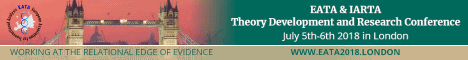 Theory Development and Research Conference by EATA and IARTA - July 5th-6th 2018 in London